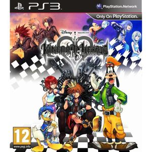 JEU PS3 Kingdom Hearts 1.5 HD Remix Jeu PS3