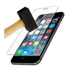 FILM PROTECT. TÉLÉPHONE Film verre trempé Apple iPhone 6s, 6 - Taille 4.7