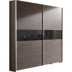 armoire 4 portes coulissantes achat vente armoire 4. Black Bedroom Furniture Sets. Home Design Ideas