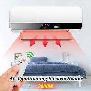 RADIATEUR D'APPOINT 2000W Électrique Chauffage Climatisation radiateur