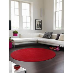 tapis rond achat vente tapis rond pas cher cdiscount page 2. Black Bedroom Furniture Sets. Home Design Ideas