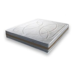 MATELAS Matelas Essenzia AERONATURE SPRING 600 VISCO  90x2