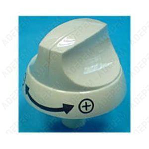 CUISINIÈRE - PIANO Bouton blanc thermostat pour Cuisiniere Faure - 36