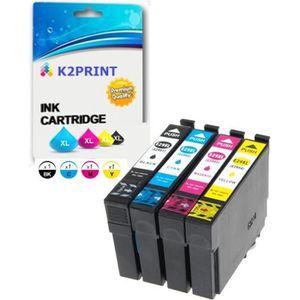 CARTOUCHE IMPRIMANTE cartouches encre pour Epson XP-245, XP-345, XP-335