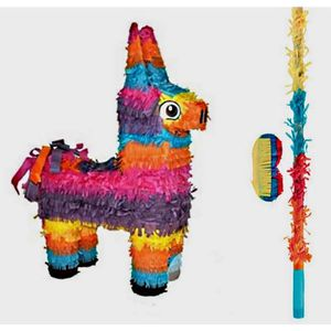 Piñata KIMPLAY Pinata - Cheval multicolor