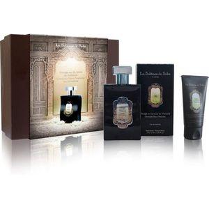 COFFRET CADEAU PARFUM La Sultane de Saba - Coffret Parfum Malaisie + Crè