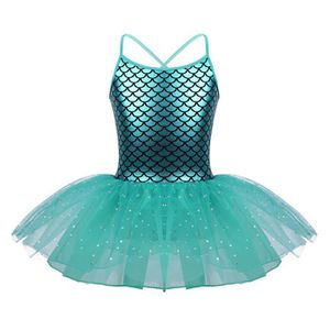 Filles Bleu Queue De Sirène Baguette Carnaval Costume Robe Fantaisie Costume Accessoire Kit
