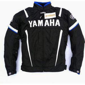 BLOUSON - VESTE yamaha mens moto racing moto vêtements d'équitatio
