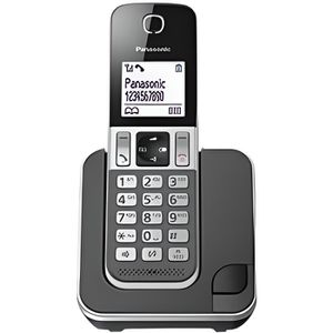 Téléphone fixe Panasonic KX-TGD310FRG Solo Téléphone sans fil san