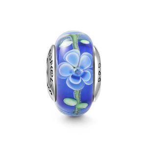 Charm's Soufeel Women's Murano Glass Bead 925 Sterling Sil