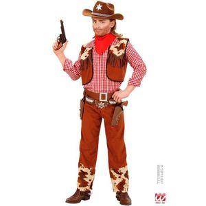 DÉGUISEMENT - PANOPLIE Déguisement cowboy enfant 11 à 13 ans