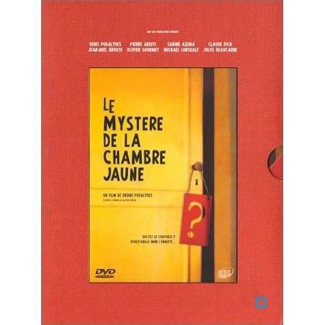 dvd le mystere de la chambre jaune en dvd film pas cher cdiscount. Black Bedroom Furniture Sets. Home Design Ideas