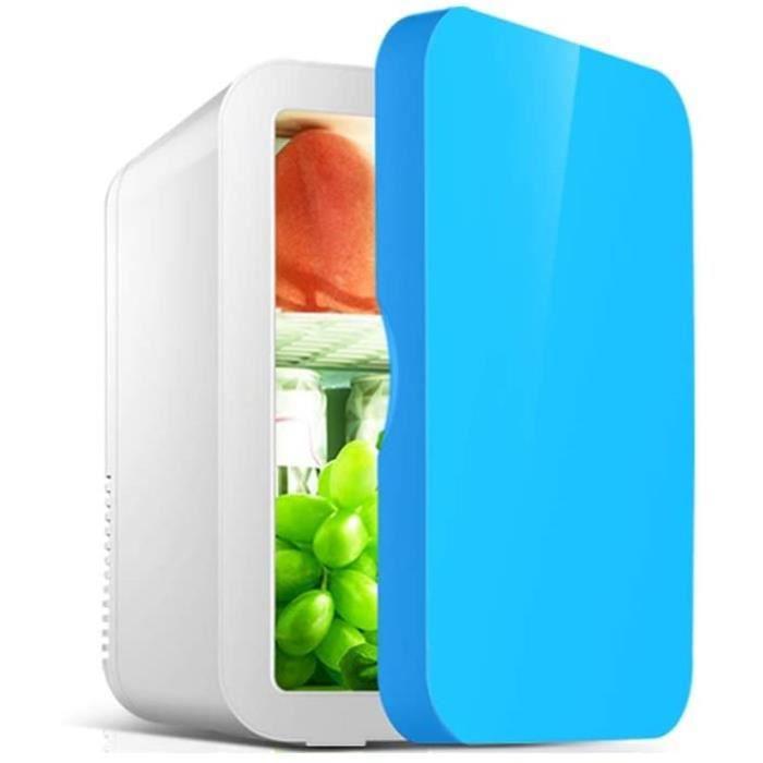 Mini réfrigérateur 8L ménage petit réfrigérateur réfrigération double usage portable voiture utiliser petit réfrigérateur, 30 *[341]