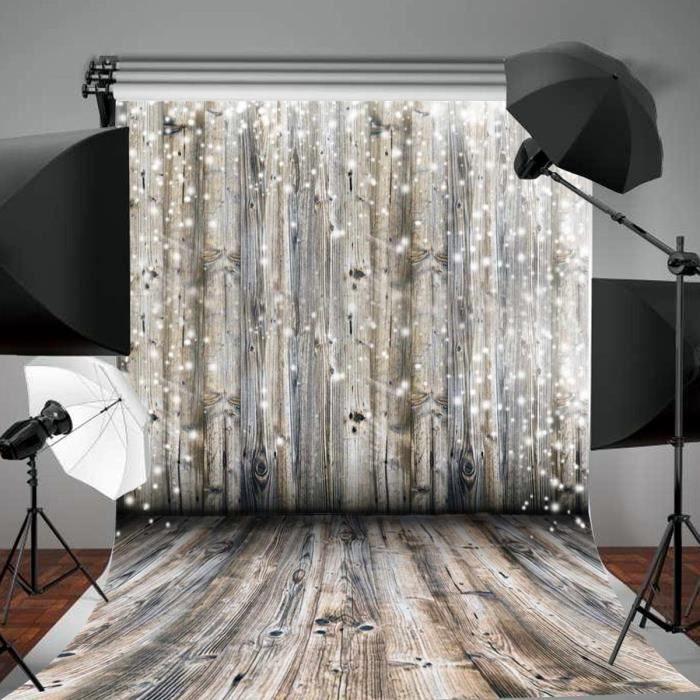 TEMPSA Toile de Fond Backdrop Tissu 90x150cm Photographie Studio Photo Planche