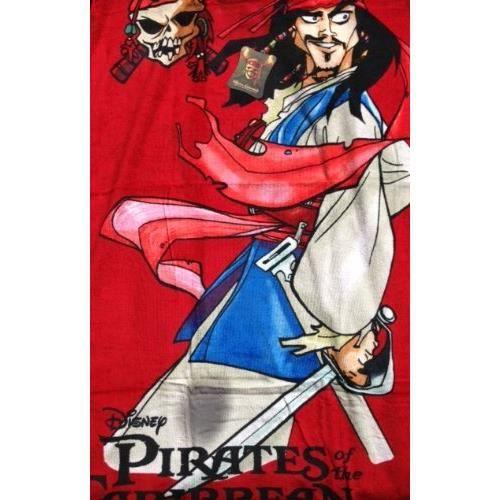 Drap de Plage Pirates des Caraibes