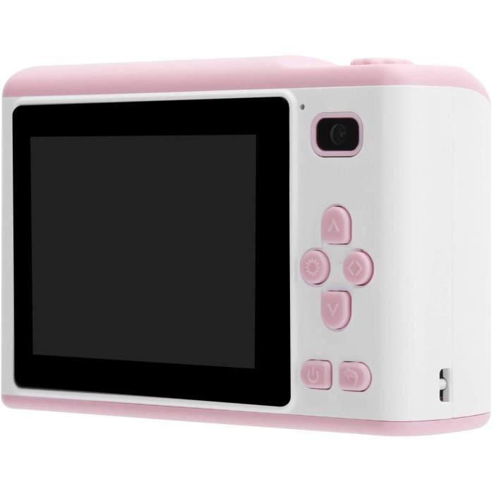 Petit appareil photo, appareil photo pour enfants, &eacutecran tactile double objectif de 2,8 pouces pour l'enregistrement vi466