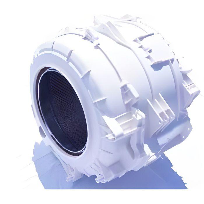 Hotpoint, Indesit, Whirlpool Cuve 62Lt All Plast Maxi Radom Hotpoint, Indesit, Whirlpool