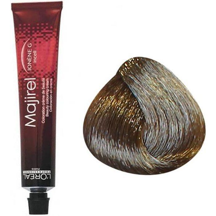 L'Oréal Professionnel Coloration permanente 7 : Blond Avec ammoniaque, 50ml