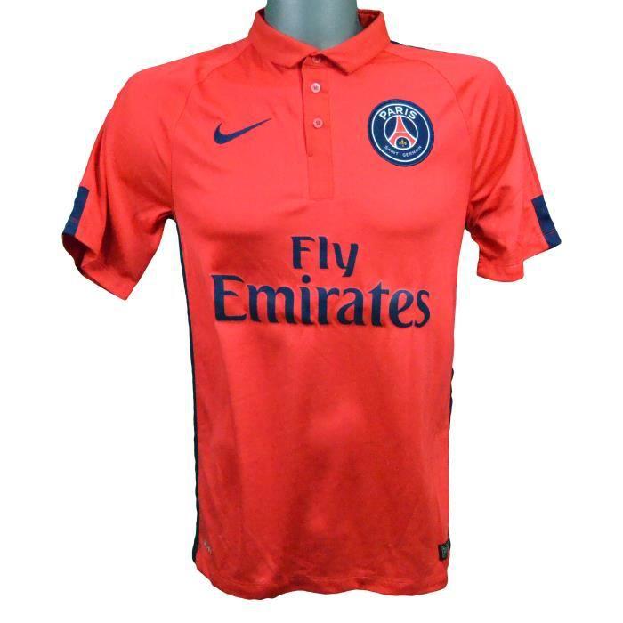 Maillot third PSG 2014/2015 Ibrahimovic C1