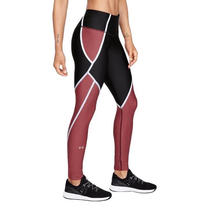 Under Armour Edgelit Femme leggings gym sport Taille haute - -
