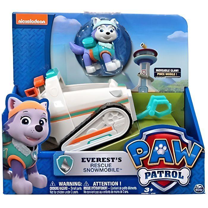 Pat Patrouille - Véhicule + Figurine Everest