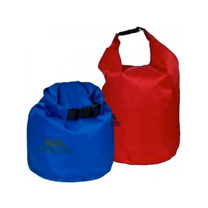Sacs à dos et bagages Sacs étanches Trespass Euphoria 2pc Set 10-15l - Taille Unique