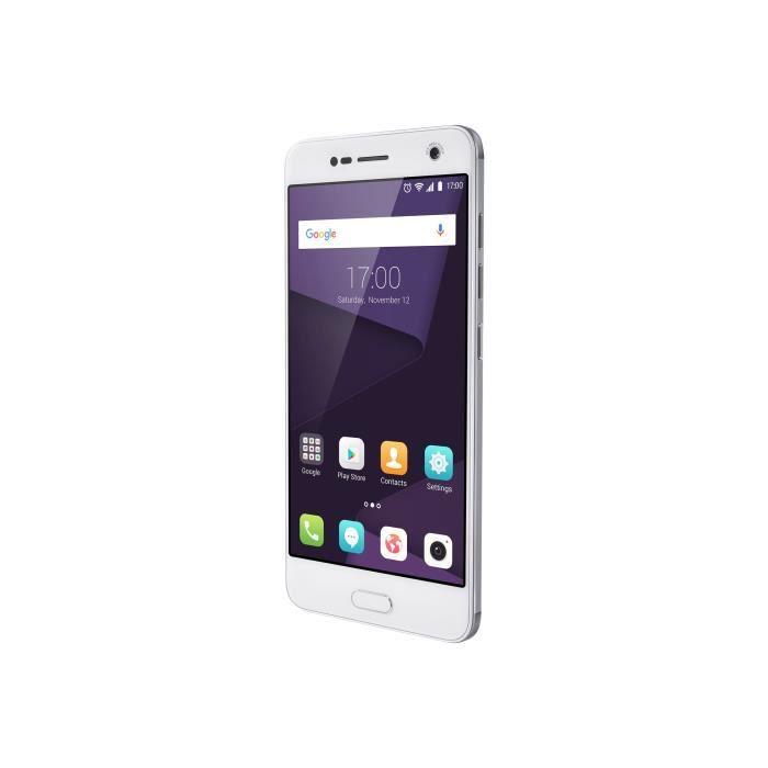 ZTE Blade V8 Smartphone double SIM 4G LTE 32 Go microSDXC slot GSM 5.2- 1 920 x 1 080 pixels IPS 13 MP (caméra avant de 13…