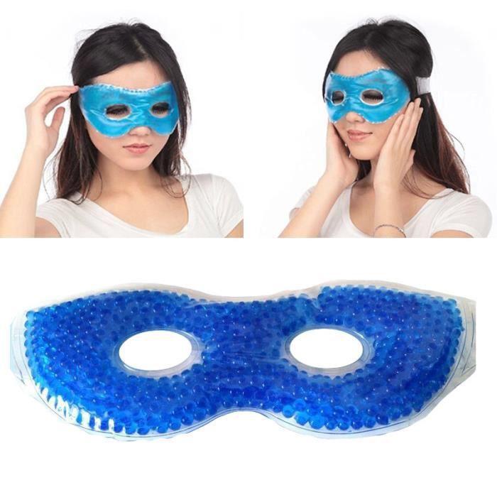 masque contour des yeux anti cernes