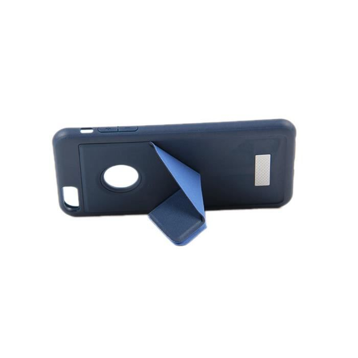 Dantiya apple iphone 6 6s plus coque en pc housse flexible for Etui housse iphone 5
