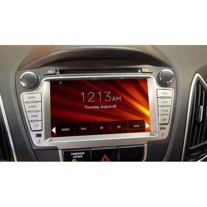 autoradio gps hyundai ix35 achat vente autoradio autoradio gps hyundai ix35 cdiscount. Black Bedroom Furniture Sets. Home Design Ideas