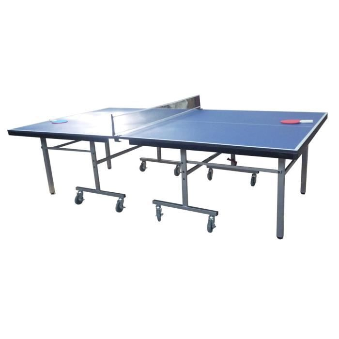 Table de ping pong exterieur for Table exterieur carrefour