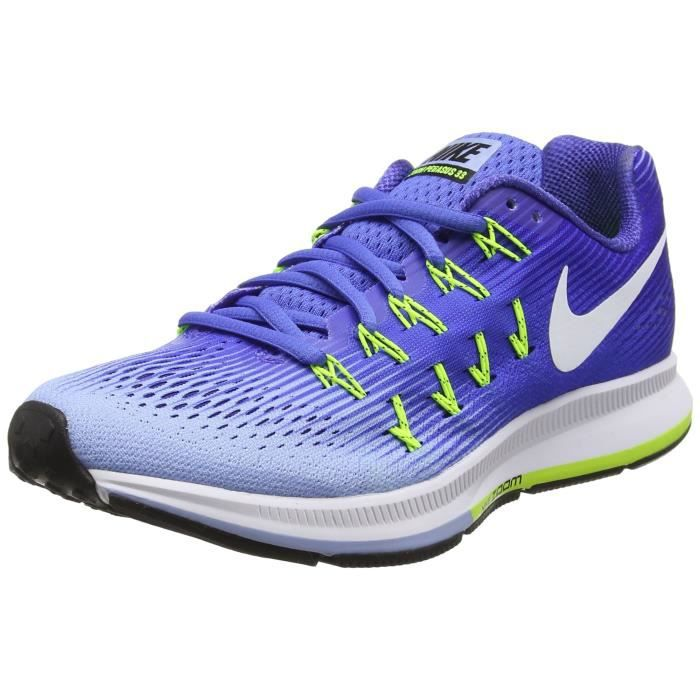 new style 1ddbb aabce NIKE femmes air zoom pegasus 33 chaussures de course, gris XVRWQ Taille-37 1 -2