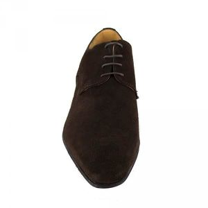 Marron Cuir Pierre PC1605DA Cardin Derby Couleur Marron gt8wqgEWR