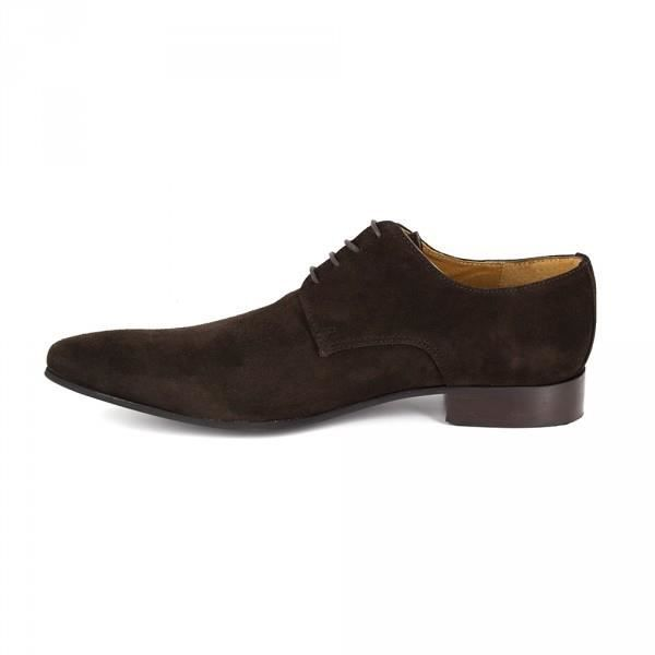 Derby Pierre Cardin Cuir Marron PC1605DA - Couleur - Marron