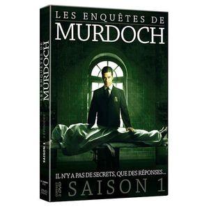 DVD FILM DVD Les enquêtes de Murdoch, saison 1 - volume 1