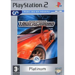 JEU PS2 NEED FOR SPEED UNDERGROUND