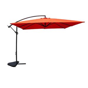 parasol deporte 3m achat vente parasol deporte 3m pas cher cdiscount. Black Bedroom Furniture Sets. Home Design Ideas