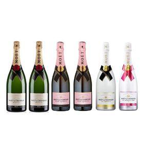 CHAMPAGNE Lot multiples Champagne Moët & Chandon