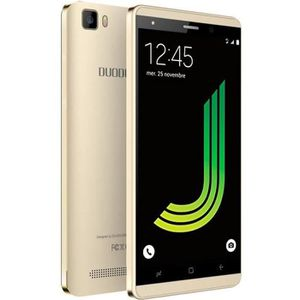 SMARTPHONE Smartphone Pas cher 16Go 5.0 Pouces HD 4G Or (Andr