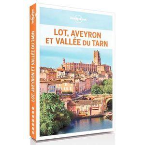 GUIDES DE FRANCE Livre - Lot, Aveyron et vallée du Tarn (édition 20