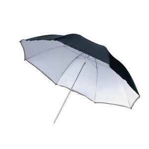 SOFTBOXS - PARAPLUIE BRESSER SM-11 Parapluie Réflecteur blanc/noir 109c