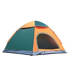 TENTE DE CAMPING EFUTURE Tente double automatique pliant Camping ex