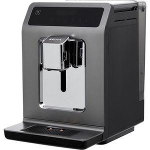 MACHINE À CAFÉ Expresso Broyeur Krups EVIDENCE PLUS TITANE ET POT