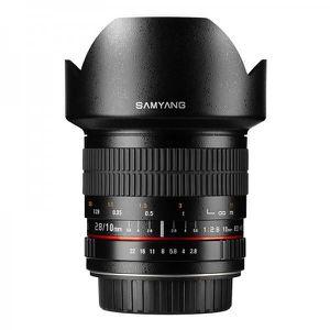 OBJECTIF SAMYANG 10mm F2.8 ED AS NCS Fish-eye Canon