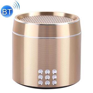 ENCEINTE NOMADE Mini enceinte Bluetooth or pour iPhone, Samsung, H