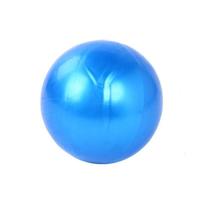 GYM BALL -Ballon de yoga Exercice de yoga Ball Gym Gym Pilates Équilibre Exercice physique Air Pump Anti-Burst LLZ71114728BU_sim