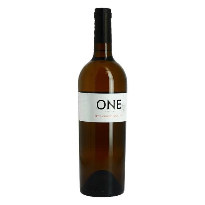 UBY ONE N°15 ONE Petit Manseng Doux Vin Blanc de Gascogne