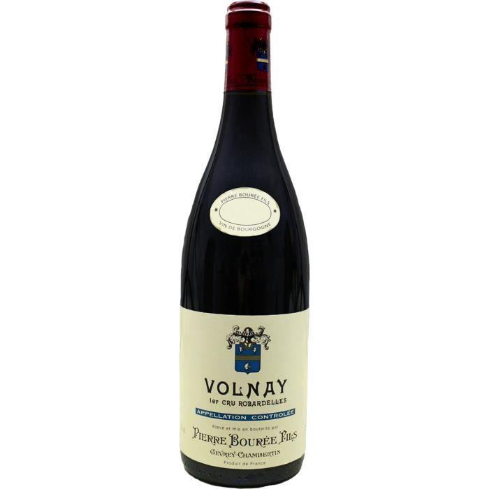Volnay, Premier Cru, Les Robardelles, Domaine Pierre Bourée Fils (Bourgogne), 2012 - Vin Rouge