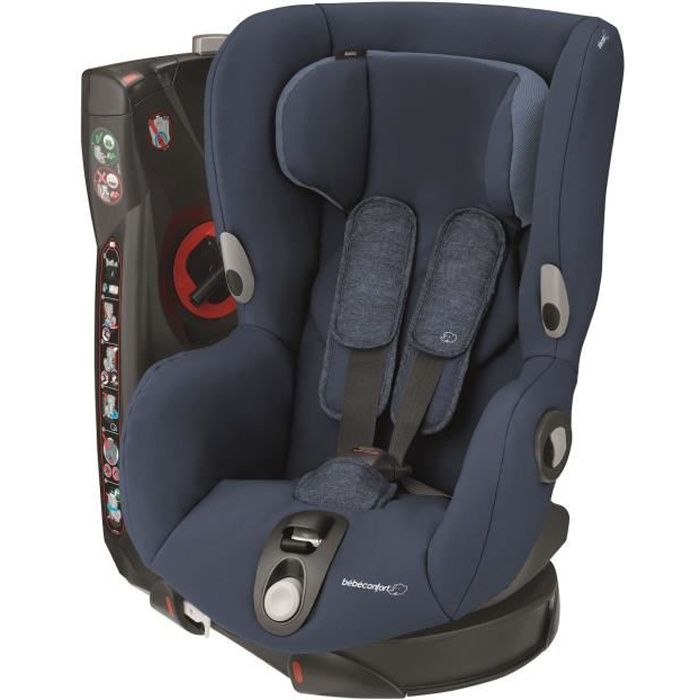 BEBE CONFORT Siège auto Axiss - Groupe 1 - Nomad Blue