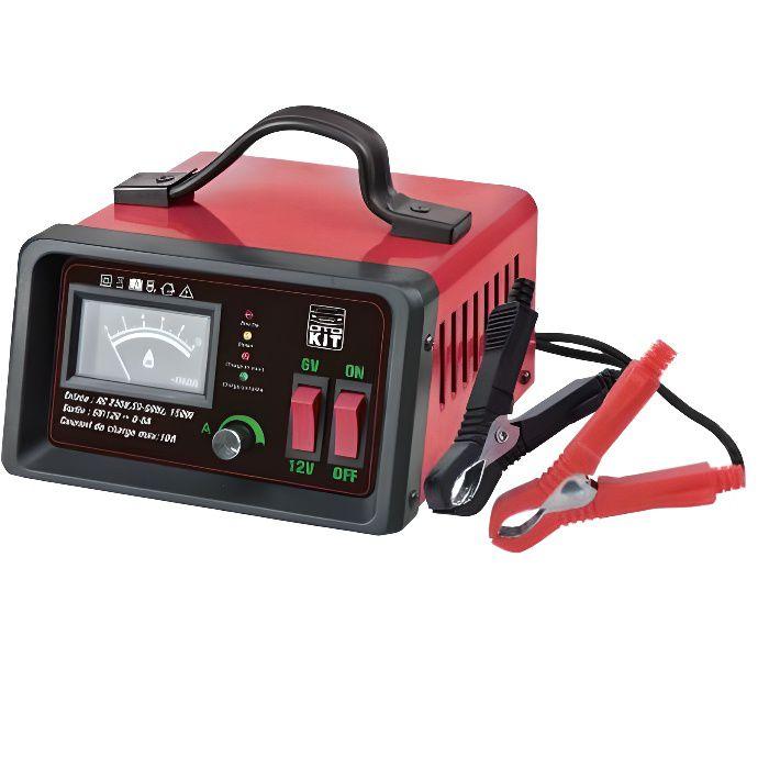 OTOKIT Chargeur de batterie T085 6 / 12V